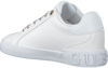 Weiße GUESS Sneaker low PUXLY  - small