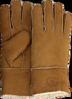 Cognacfarbene WARMBAT Handschuhe GLOVES WOMEN  - medium