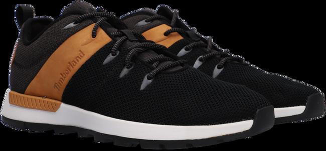 Schwarze TIMBERLAND Sneaker low SPRINT TREKKER LOW FABRIC  - large