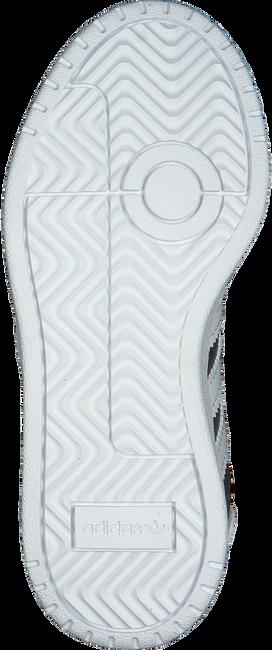 Schwarze ADIDAS Sneaker low TEAM COURT C  - large