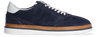 Blaue GIORGIO Business Schuhe 5716  - small
