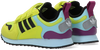 Gelbe ADIDAS Sneaker low ZX 700 HD CF C  - small