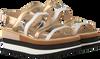 Goldfarbene LAURA BELLARIVA Sandalen 3260B  - small
