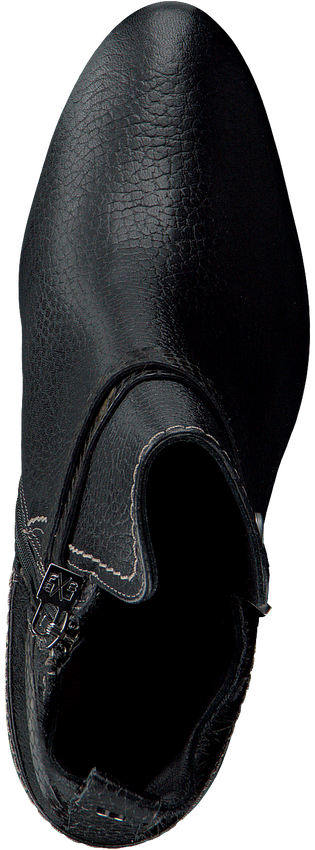 Schwarze FLORIS VAN BOMMEL Stiefeletten 85609 - larger