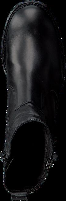 Schwarze OMODA Stiefeletten 8895  - large
