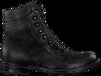 Schwarze MJUS Biker Boots 971236 SOLE PAL - medium