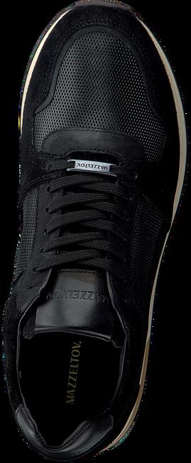 Schwarze MAZZELTOV Sneaker 9423E  - large
