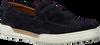 Blaue MAZZELTOV Slipper 51127  - small