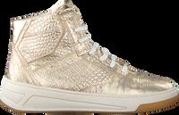 Goldfarbene NOTRE-V Sneaker high 00-400  - medium