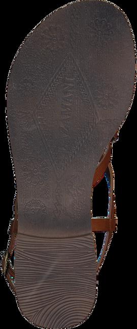 Cognacfarbene LAZAMANI Sandalen 75.511  - large