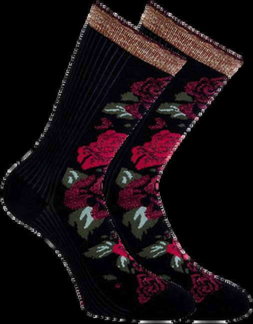Schwarze MARCMARCS Socken DONNA  - large