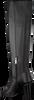 Schwarze BRONX Hohe Stiefel 14141 - small
