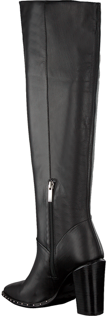 Schwarze BRONX Hohe Stiefel 14141 - large