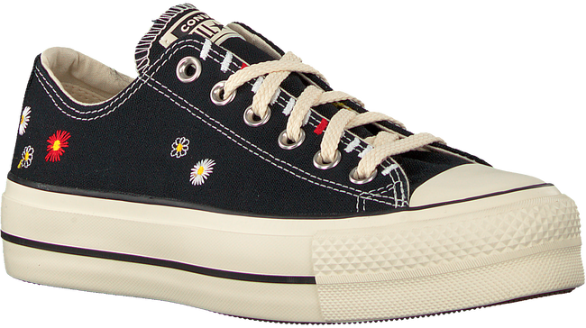 Schwarze CONVERSE Sneaker low CHUCK TAYLOR ALL STAR LIFT OX  - large