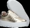 Goldfarbene NUBIKK Sneaker low ELISE BLOOM  - small