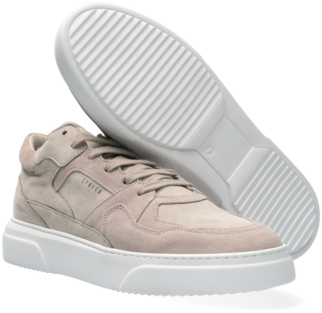 Beige COPENHAGEN STUDIOS Sneaker high CPH111M  - large