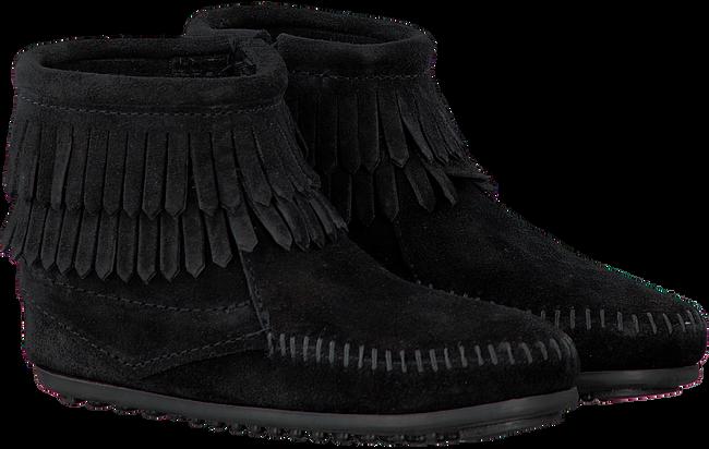 Schwarze MINNETONKA Ankle Boots 2299 - large