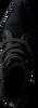 Schwarze LOLA CRUZ Stiefeletten 442T30BK-D-I19  - small