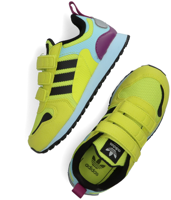 Gelbe ADIDAS Sneaker low ZX 700 HD CF C  - large