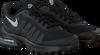 Schwarze NIKE Sneaker AIR MAX INVIGOR/PRINT (GS)  - small