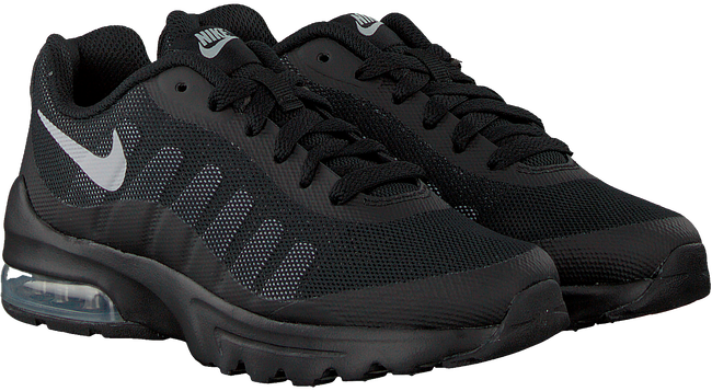 Schwarze NIKE Sneaker AIR MAX INVIGOR/PRINT (GS)  - large