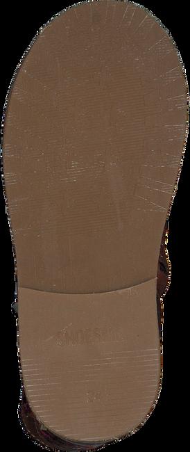 Cognacfarbene SHOESME Stiefeletten BL8W123 - large