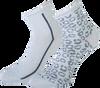 Graue MARCMARCS Socken AMY COTTON 2-PACK  - small