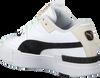 Weiße PUMA Sneaker low CALI SPORT HERITAGE WN'S  - small