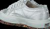 Silberne SUPERGA Sneaker LAMEJ KIDS - small