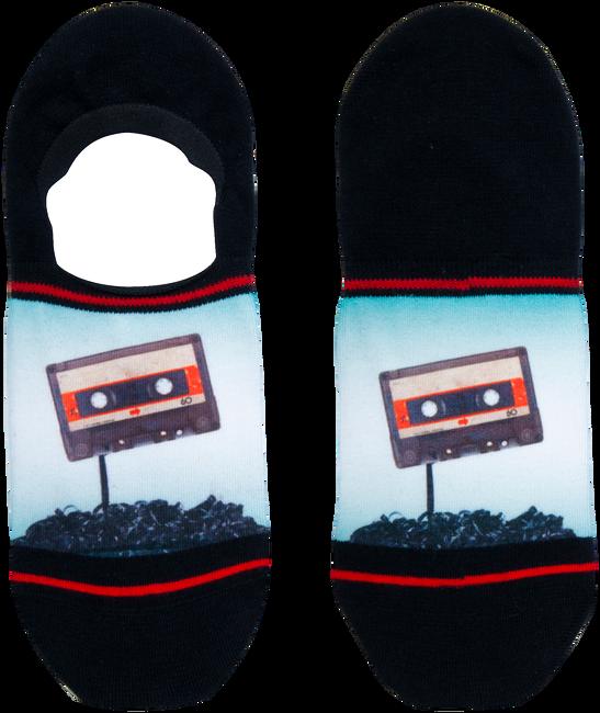 Mehrfarbige/Bunte XPOOOS Socken CASETTE TAP  - large