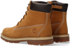 Cognacfarbene TIMBERLAND Schnürboots COURMA KID TRADITIONAL  - small