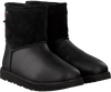 Schwarze UGG Ankle Boots CLASSIC TOGGLE WATERPROOF - small