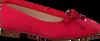 Rote GIULIA Ballerinas G.12.BALLERINA  - small