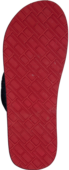 Blaue TOMMY HILFIGER Pantolette ESSENTIAL TH BEACH SANDAL - large