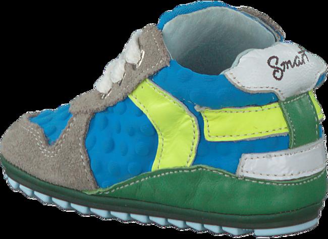Blaue SHOESME Babyschuhe BP7S009 - large
