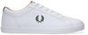 Weiße FRED PERRY Sneaker low B1228  - small