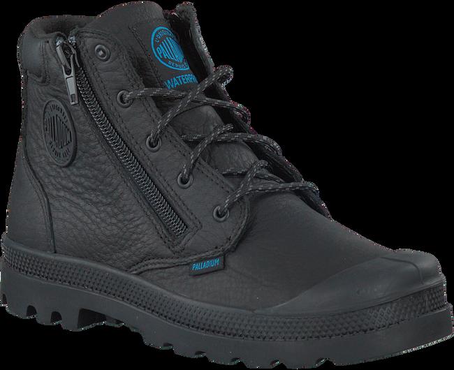 Schwarze PALLADIUM Ankle Boots PAMPA HI CUFF K - large