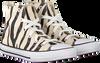 Beige CONVERSE Sneaker CHUCK TAYLOR HI KIDS  - small