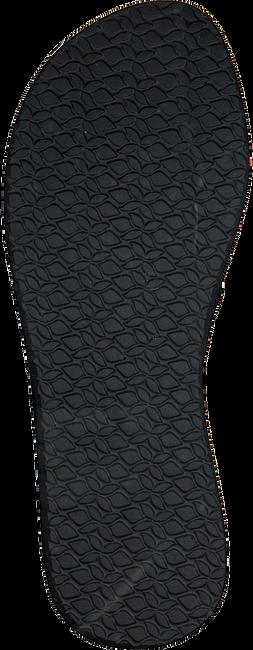 Schwarze REEF Pantolette CUSHION LUNA  - large