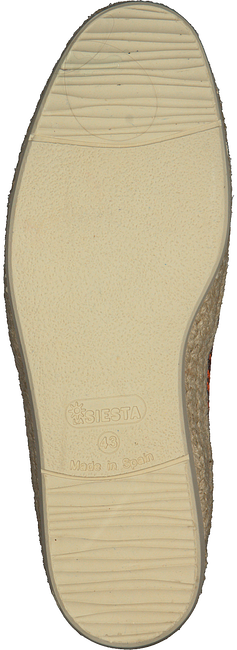 Braune LA SIESTA Espadrilles 51084  - large