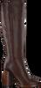Cognacfarbene NOTRE-V Hohe Stiefel ELISA2  - small