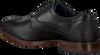 Schwarze OMODA Business Schuhe 735-AS - small