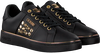 Schwarze GUESS Sneaker BRANDIA/ACTIVE  - small
