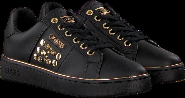 Schwarze GUESS Sneaker BRANDIA/ACTIVE  - large