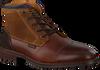 Cognacfarbene PME Business Schuhe PHANTOM - small