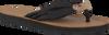 Schwarze TOMMY HILFIGER Zehentrenner MONICA 14D3 - small