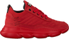 Rote RED-RAG Sneaker low 13333  - small