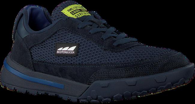 Blaue SCOTCH & SODA Sneaker low KAGANN  - large