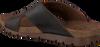 Braune PANAMA JACK Pantolette SALMAN C7 - small