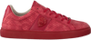 Rote GUESS Sneaker LUISS B PRINTED ECO LEATHER  - small